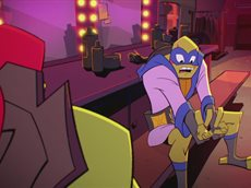 «Rise of the TMNT - S01E06а» (sMUGENom)